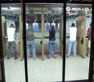 The collective expertise of policing's best shooters and shooting instructors can be useful to individuals who have an interest in undertaking firearms training. (Image Pixbay)