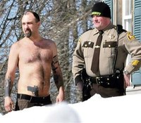 Cop: Maine man with gun tattoo had real gun in waistband