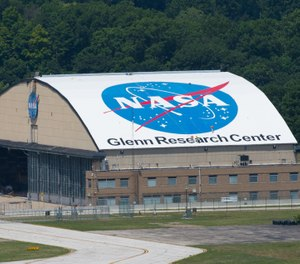 NASA's Glenn Research Center is collaborating with Ohio-based Emergency Products + Research to develop an improved ambulance and room decontamination system using a portable fogging device. (Photo/NASA)