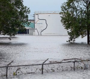 The plant lost power and its backup generators amid Harvey's dayslong deluge, leaving it without refrigeration for chemicals that become volatile as the temperature rises. (Godofredo A. Vasquez/Houston Chronicle via AP)