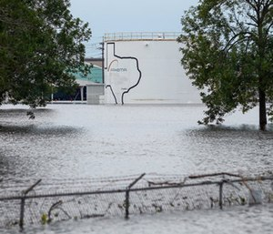 The plant lost power and its backup generators amid Harvey's dayslong deluge, leaving it without refrigeration for chemicals that become volatile as the temperature rises.