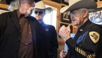 Texas deputy honored as 'oldest law enforcement officer in the world'