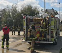 Fla. county firefighters urge officials to build more fire stations