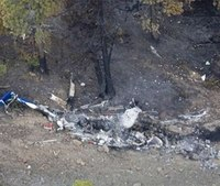 Feds: 'Pure greed' led to fatal wildfire copter crash