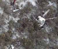 Air Force officers describe rescue of medical helicopter crash survivor