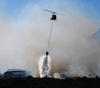 Grant enables Calif. department to lease helicopters, technology for night firefighting
