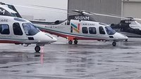Medical helicopter crash kills 2, injures 1
