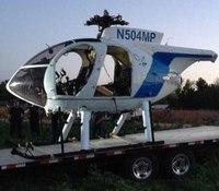 Ariz. police helicopter crashes, pilots OK