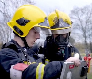 Decision Making in the UK Fire and Rescue Service (Photo/Cardiff University)