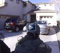 Video: Helmet cam released in fatal NM standoff