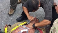 New hemorrhage control simulator for active shooter training to debut at IACP