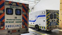 2 NC EMTS hospitalized after car slams into rig