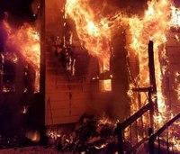 NJ house collapses during blaze, firefighter injured