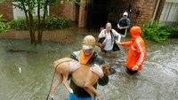 Harvey victims use social media when 911 fails