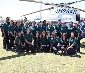 Ramergency 911 class of 2015. (Photo courtesy of Rancho High School)