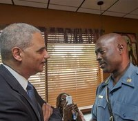 Governor taking National Guard out of Ferguson