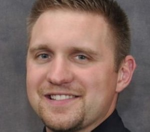 Officer Cody Holte, 29, died from injuries sustained in a shootout on May 27.