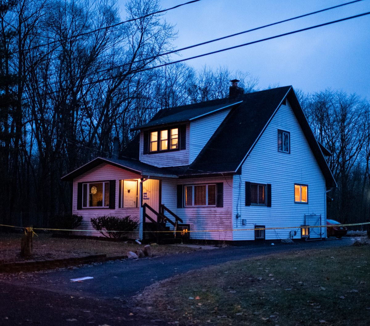 3 Mich. officers wounded responding to home invasion