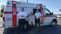 Pa. ambulance service donates rig to Honduras town