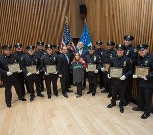 NYPD Hope Awards