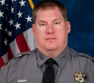 Deputy Jeff Hopkins died Wednesday after contracting COVID-19. (Photo/El Paso County Sheriff's Office)