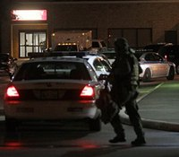 Man at Texas hospital surrenders after standoff