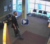 Video: Parole agent shoots gunman 3 times in hospital standoff