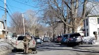 Hostage taker had explosive devices during standoff in Maine