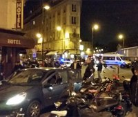 Death toll rises to 35 in Paris attacks, at least 100 hostages