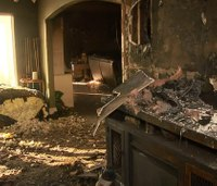 Texas firefighter loses home to fire while battling blaze