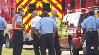 Police: Good Samaritan rushed to aidHouston cop wounded in shooting