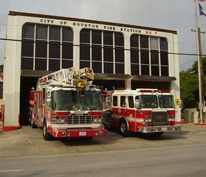 Houston City Councilman Dwight Boykins on Thursday proposed charging property owners a monthly garbage collection fee to finance raises for firefighters. (Photo/Wikimedia Commons)