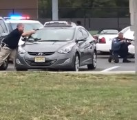Video: Cops' felony stop on NJ campus sparks controversy