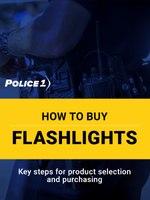 How to buy flashlights (eBook)