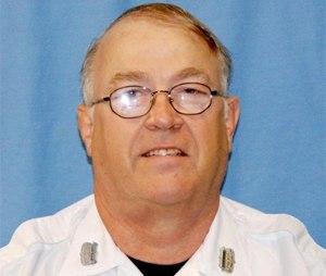 Hubert Earl Harrison, Jr. (Courtesy Baltimore County Fire Dept.)