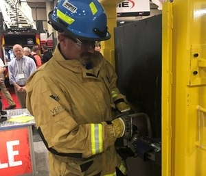 Stop by booth 2719 at Fire-Rescue International to learn more about HURST.