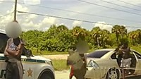 Watch: Traffic stop ends with fatal shootout, Fla. deputy wounded