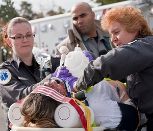The traditional approach to intubation using medications is Rapid Sequence Intubation (or induction). This is predicated on the assumption that the patient is adequately pre-oxygenated. Unfortunately, that is often not the case in EMS and emergency medicine.