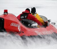 10 snowmobilers die in thinly frozen lakes in Northeast