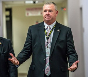 McHenry County Sheriff Bill Prim and three other Ill. sheriffs have filed a lawsuit against the state over an act that restricts cooperation with ICE. (Photo/TNS)