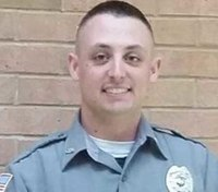 Man sentenced to 12 years for Ill. officer's crash death