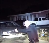 Video: Fla. cop fatally shoots mentally ill man, officials investigate