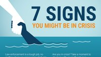 7 signs you might be in crisis