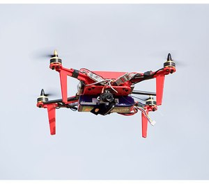 Drones have the ability to respond and deliver emergency equipment faster than ground transportation.