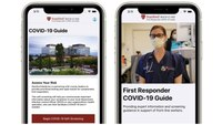 Stanford Medicine creates COVID-19 guide app for first responders