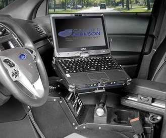 How the right docking station keeps one sheriff's department connected in the field