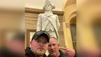 Police chief releases statement on Va. cops charged in Capitol siege