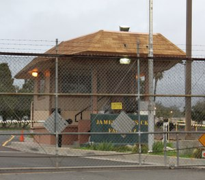 James A. Musick Facility in Irvine, Calif. Detainees confined to federal immigration detention facilities located in California have inadequate access to health care, lawyers and family, state Attorney General Xavier Becerra said Tuesday, Feb. 26, 2019.