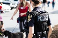 Keeping cops safe on duty with two-way radio accessories