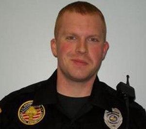 Officer Luke Brown